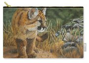 New Adventures - Cougar Cub Carry-all Pouch