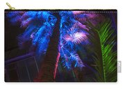 New Age Tropical Palm Carry-all Pouch