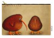 New Arrival. Kiwi Bird - Sweet As - Boy Carry-all Pouch