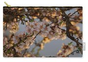 New Blossoms - Old Almond Tree Carry-all Pouch