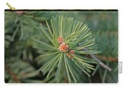 New Blue Spruce Buds Carry-all Pouch