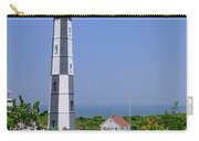 New Cape Henry Lighthouse Vertical Carry-all Pouch