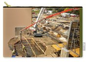New Commercial Construction Site 02 Carry-all Pouch