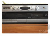 New Dvr With Old Vcr Carry-all Pouch