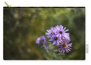 New England Asters Carry-all Pouch