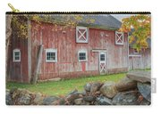 New England Barn Square Carry-all Pouch