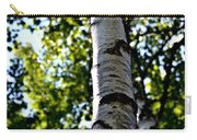 New England Birch Carry-all Pouch
