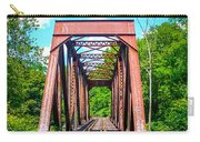 New England Bridge Carry-all Pouch