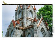 New England Cemetery Mausoleum Carry-all Pouch