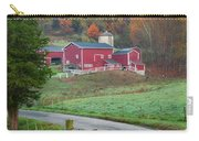 New England Farm Square Carry-all Pouch
