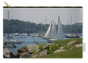 New England Seascape Carry-all Pouch