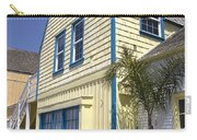 New England Style Building At Fisherman's Village Marina Del Rey Los Angeles Carry-all Pouch
