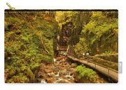 New England Waterfall Gorge Carry-all Pouch
