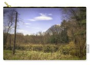 New England Wetland Carry-all Pouch