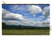 New Hampshire Blue Sky  Carry-all Pouch