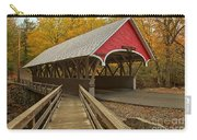 New Hampshire Covered Bridge Carry-all Pouch