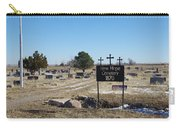 New Hope Cemetery Carry-all Pouch