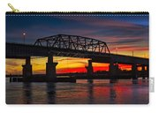 New Jersey Meadowlands Sunset Carry-all Pouch