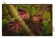 New Leaves For Napanee Carry-all Pouch