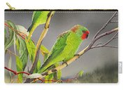 New Life - Little Lorikeets Carry-all Pouch