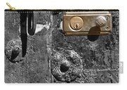 New Lock On Old Door 1 Carry-all Pouch