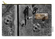 New Lock On Old Door 2 Carry-all Pouch