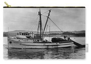 New Marretimo Purse Seiner Monterey Bay Circa 1947 Carry-all Pouch