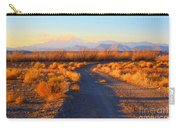 New Mexico Back Country Road Carry-all Pouch
