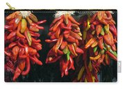 New Mexico Red Chili Peppers Carry-all Pouch