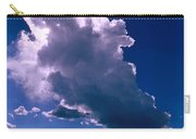New Mexico Sky Carry-all Pouch by Jerry McElroy