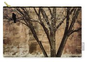 New Mexico Winter Carry-all Pouch by Carol Leigh