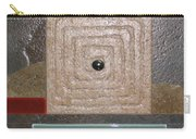 New Moon Carry-all Pouch by Elaine Booth-Kallweit