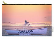 New Morning In Avalon Carry-all Pouch