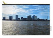 New Orleans - Skyline Of New Orleans Carry-all Pouch