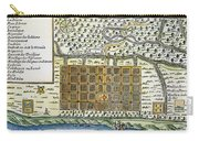 New Orleans, 1718-20 Carry-all Pouch