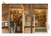 New Orleans Art Shop On Royal Carry-all Pouch
