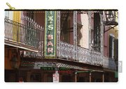 New Orleans - Bourbon Street 10 Carry-all Pouch