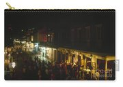 New Orleans: Bourbon Street Carry-all Pouch
