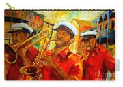 New Orleans Brass Band Carry-all Pouch
