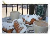 New Orleans Breakfast Carry-all Pouch by Carol Groenen
