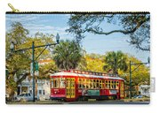 New Orleans - Canal St Streetcar 2 Carry-all Pouch