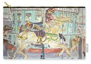 New Orleans Carousel Carry-all Pouch
