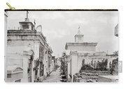New Orleans: Cemetery Carry-all Pouch by Granger