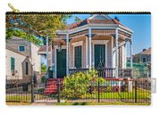 New Orleans Charm Carry-all Pouch