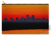 New Orleans City Sunset Carry-all Pouch
