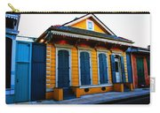 New Orleans Creole Cottage Carry-all Pouch