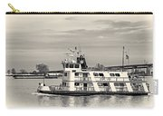 New Orleans Ferry Bw Carry-all Pouch