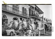 New Orleans Funeral Monochrome Carry-all Pouch