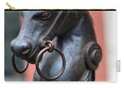 New Orleans Horse Tether Carry-all Pouch