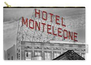 New Orleans - Hotel Monteleone Carry-all Pouch
